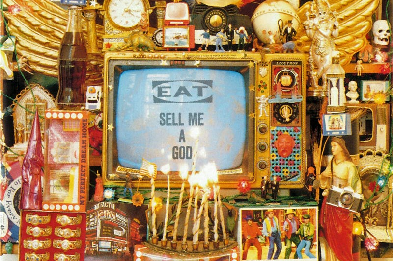 Eat - Sell me a God