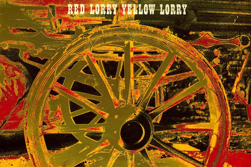 Red Lorry Yellow Lorry - Paint your Wagon