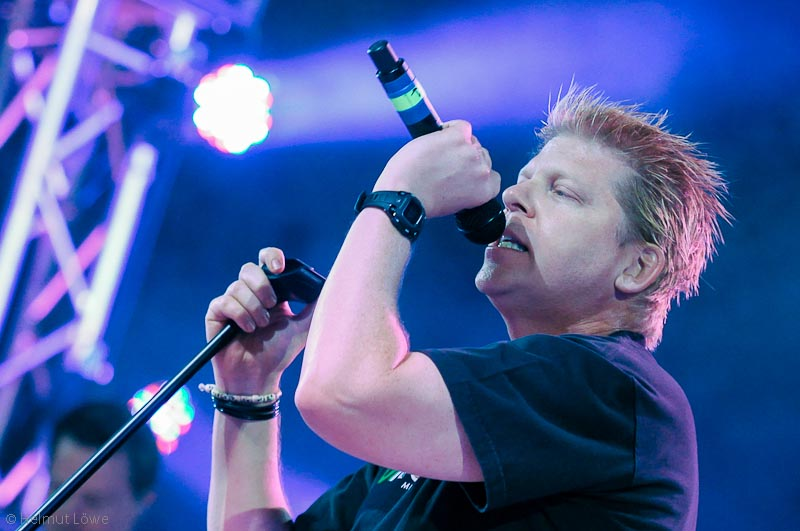Dexter Holland, The Offspring