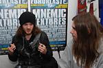 """Interview mit Tesseract: """"Auf der Bühne schummeln wir schon mal"""""""