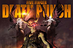"Five Finger Death Punch: ""Wrong Side of Heaven"" trifft voll!"