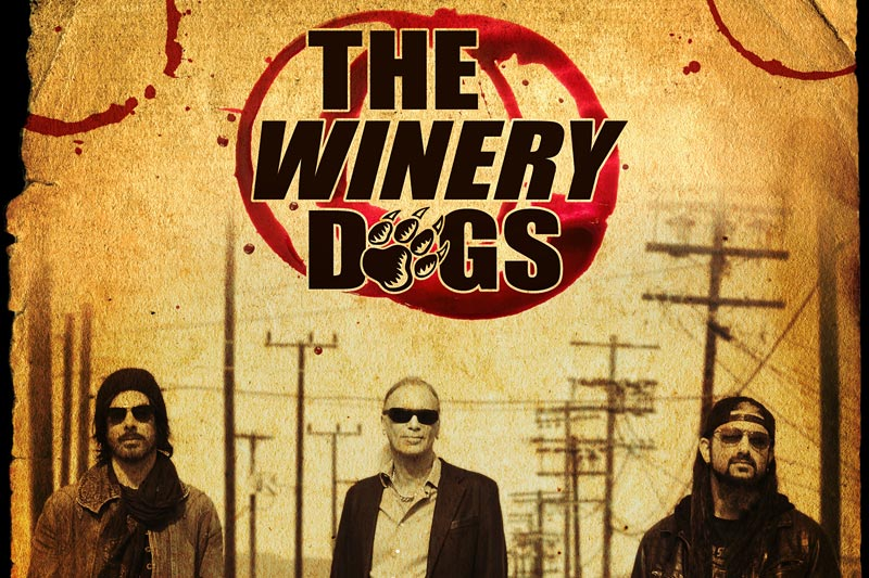 The Winery Dogs - Cover