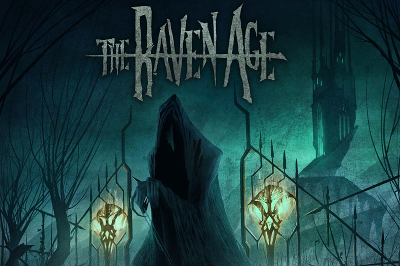 The Raven Age, Conspiracy, Cover