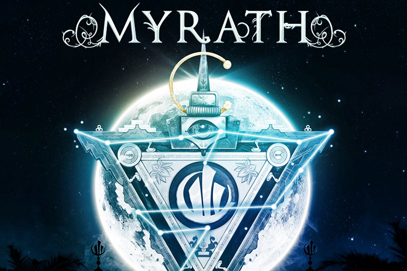 Myrath, Shehili, Cover