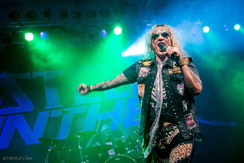 Steel Panther, Michael Starr