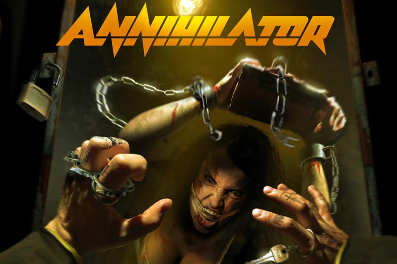 Annihilator - Ballistic Sadistic
