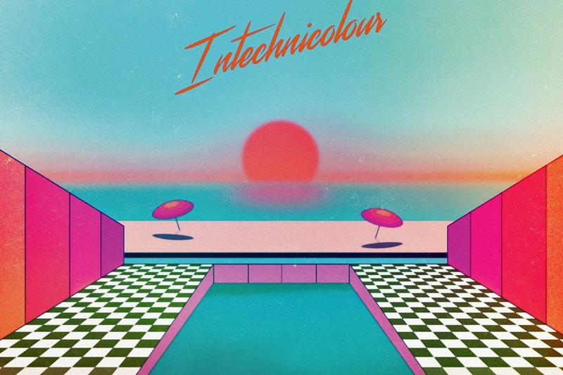 InTechnicolour - Big Sleeper, Cover