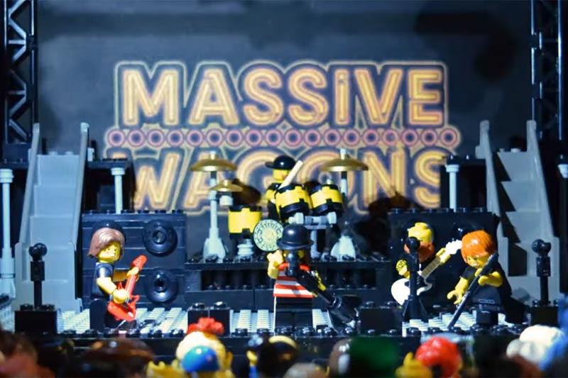 Massive Wagons - Videoscreenshot