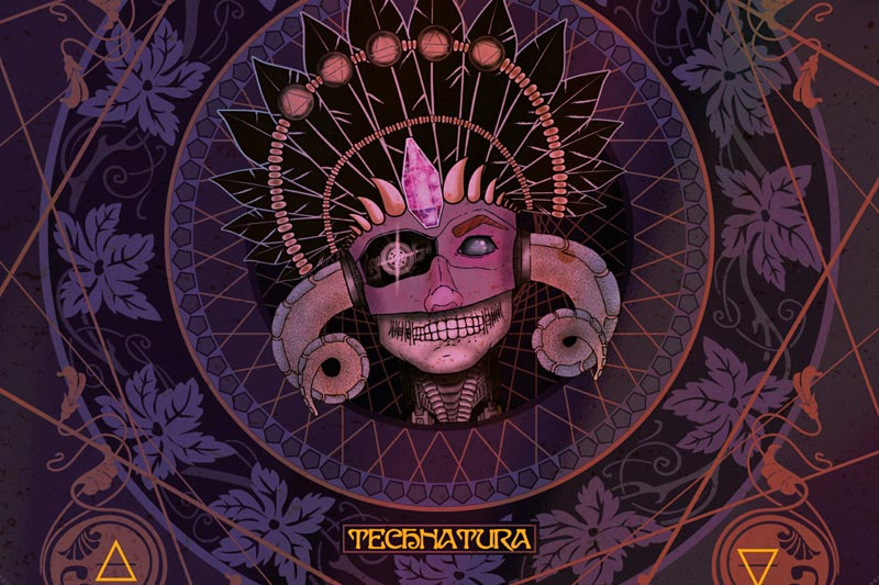 Vulkan - Technatura Cover