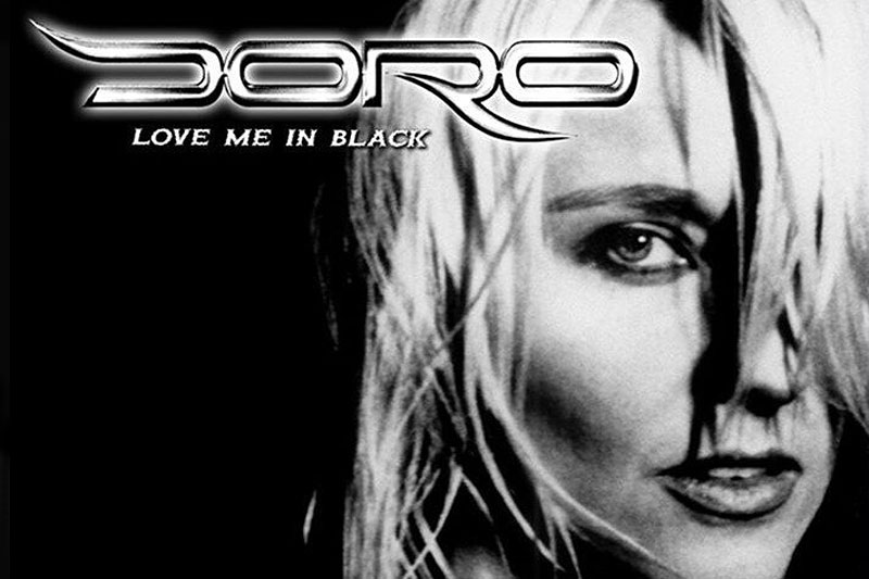 Doro - Love me in Black