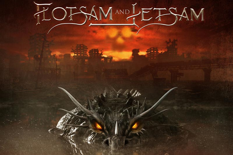 Flotsam and Jetsom - Blood in the Water