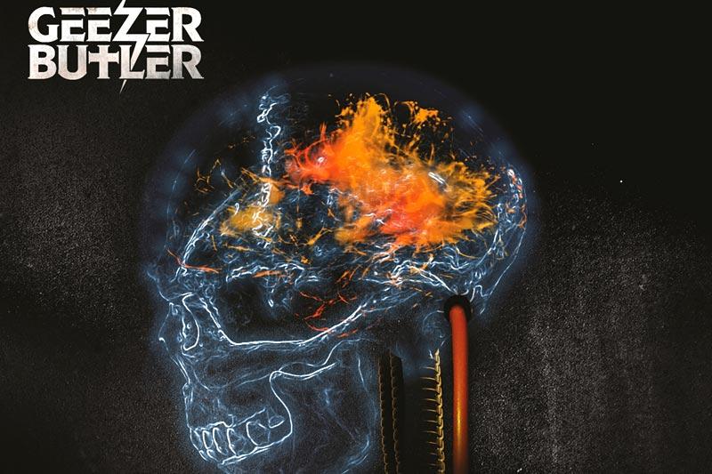 Geezer Butler - Manipulations of the Mind