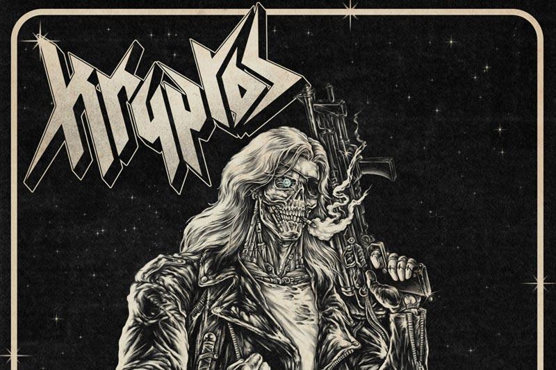 Kryptos - Cover von Force of Danger